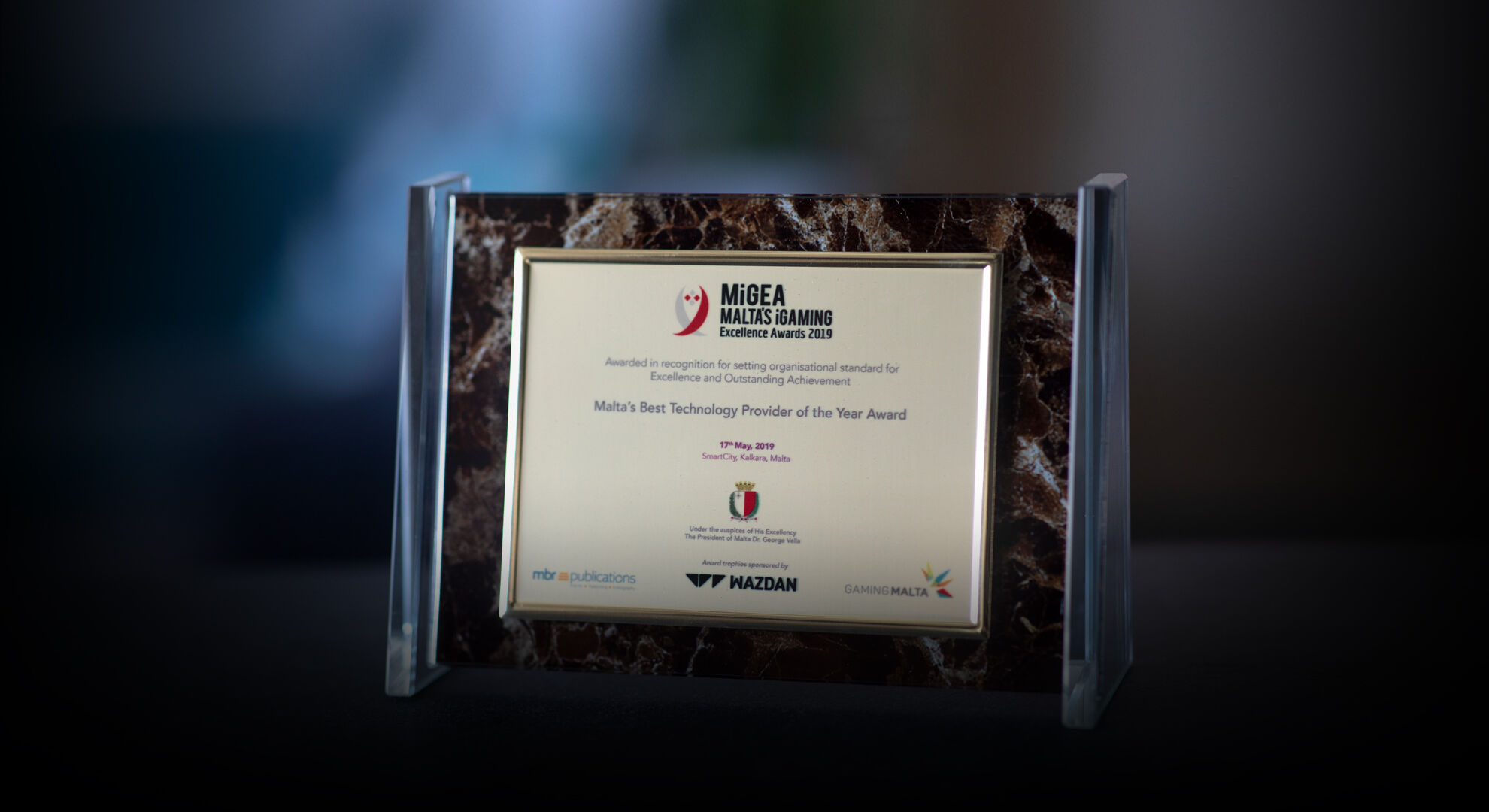 Malta's Best Technology Provider of the Year 2019